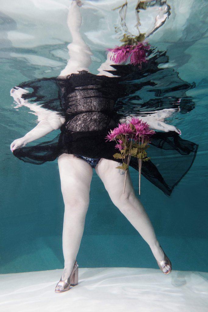 underwater, underwatermodel, plussize
